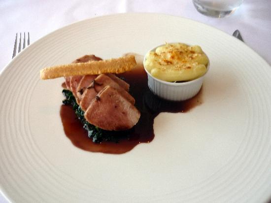 Craig Millar @ 16 West End: Pork
