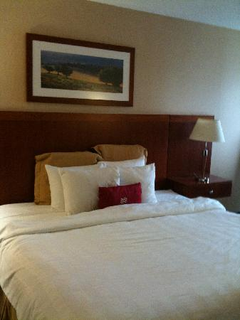 Crowne Plaza Dulles Airport Hotel: Bedroom