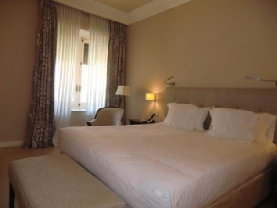 Hotel Rector : King size room