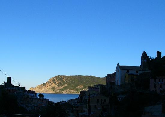 Camere Giuliano: from our bedroom window