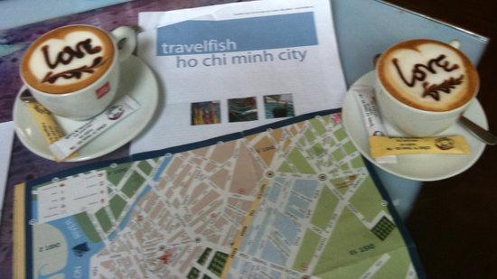 Creperie & Cafe: Fun Coffee Spot