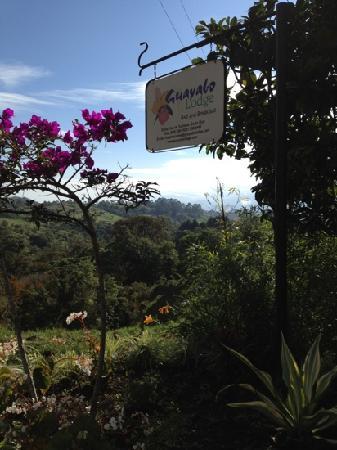 Hotel Guayabo Lodge : welcome!