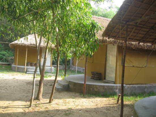 Tajpur Nature Camp : Our room