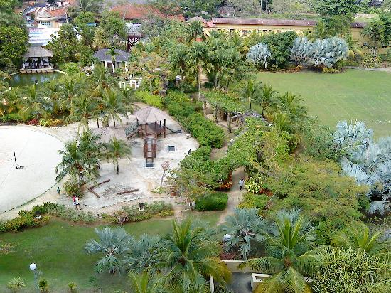 Ancasa Resort AllSuites: Grounds