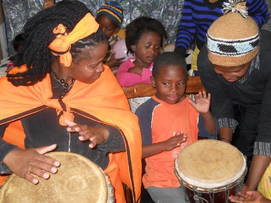 Κνούσνα, Νότια Αφρική: Ella at Emzini