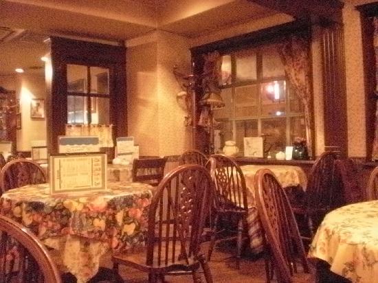 CAFE&CAKES Hampton Court: interior