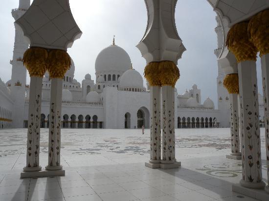 Funtours - Desert Safari Dubai: Sheik Zayed Mosque Funtours in Abu Dhabi