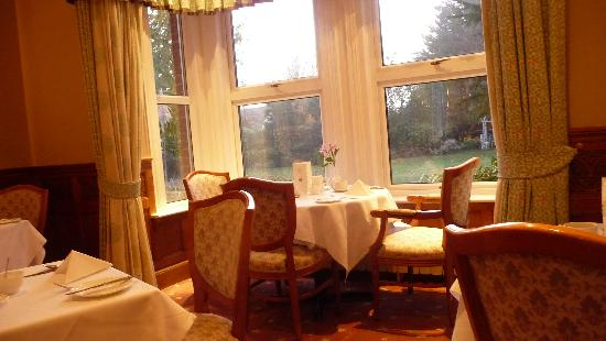 Duxford Lodge: Dinning room