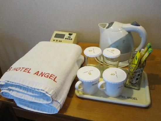 天使酒店照片