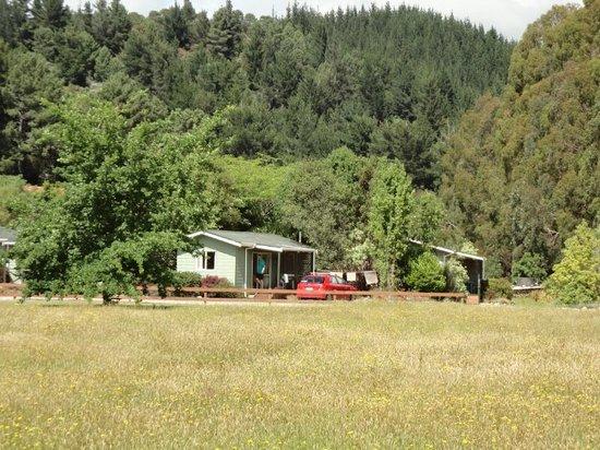 Abel Tasman Haven : Chalet nummer 2