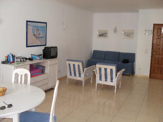 Dunas do Alvor Apartments: bright and airey
