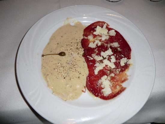 Don Camillo : Restaurant / Speisen