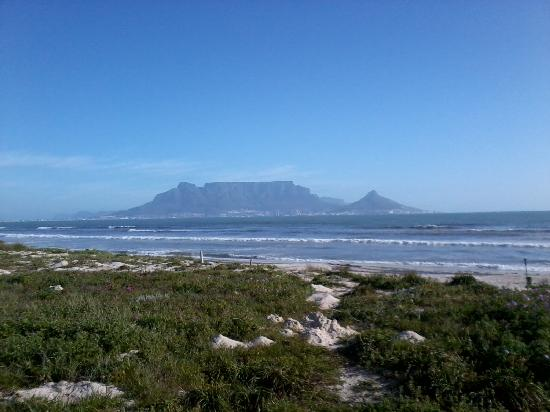 Cape Town Central, South Africa: No wind - peaceful
