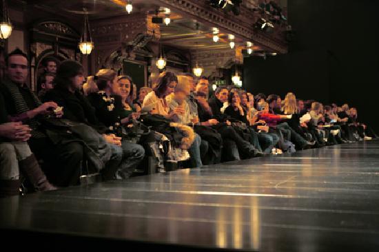 Berns Hotel: Stockholm Fashion Week is held at Berns.