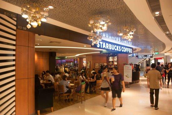 Starbucks ION Orchard