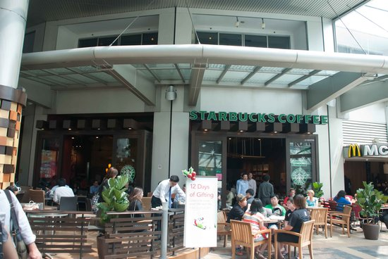 Starbucks Raffles City