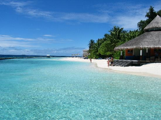 Ellaidhoo Maldives by Cinnamon: Hauptstrand
