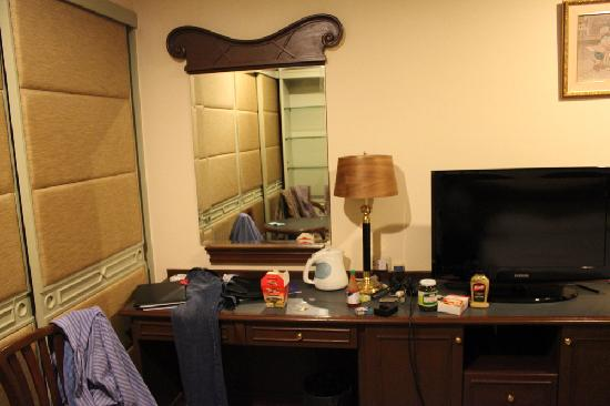 Majestic Suites: Double superior room