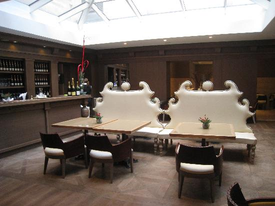 Hotel Indigo Rome St George Restaurant
