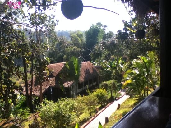 Lao Spirit Resort: The view