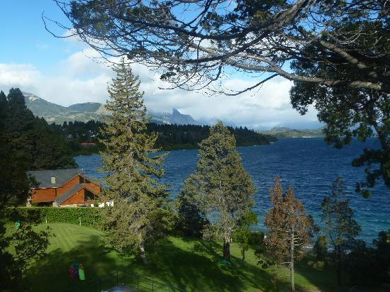Charming Luxury Lodge & Private Spa : VISTAS DESDE LA HABITACION