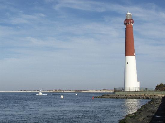 Barnegat Lighthouse State Park: Old Barney