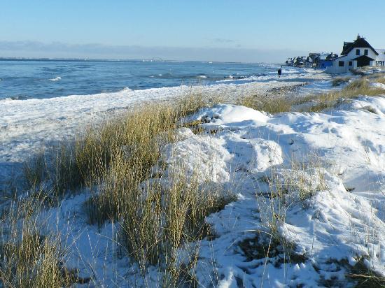 Graswarder -Heiligenhafen toll im Winter !!!!