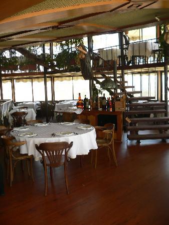 Hotel Restaurant Cap Ducal: Restaurant Primer piso
