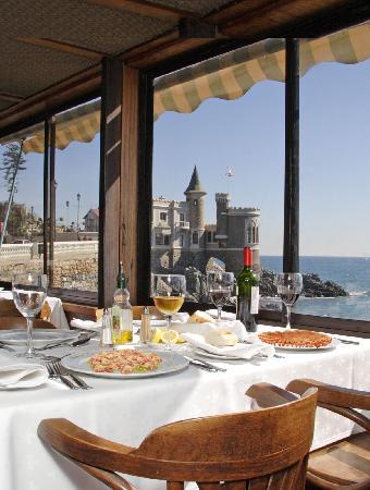Hotel Restaurant Cap Ducal: Vista del Cap Ducal