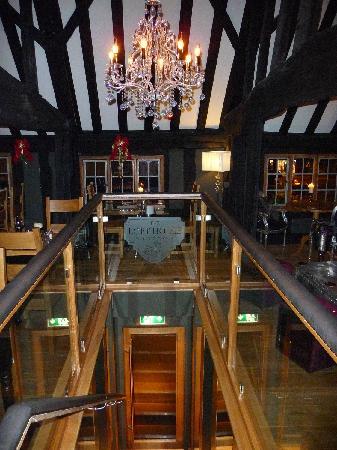 The Loft House Wine Bar & Restaurant: Entrance