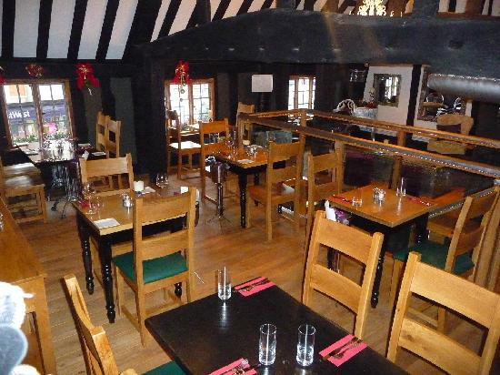 The Loft House Wine Bar & Restaurant: Restaurant