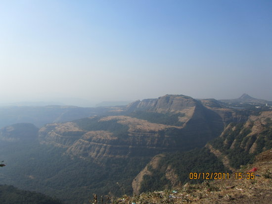 Lonavla, Indien: Breathtaking View