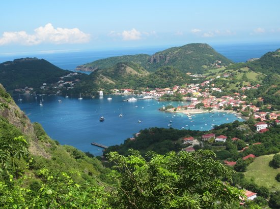 Iles des Saintes, Guadeloupe: Another gorgeous vista
