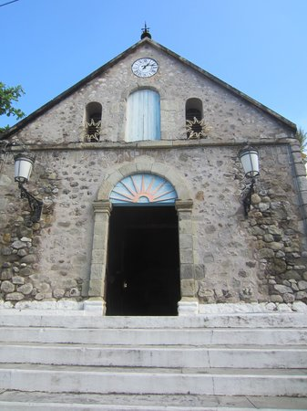 Iles des Saintes, Guadeloupe: Beautiful church