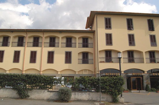 Esterni Hotel La Balestra Sansepolcro Arezzo