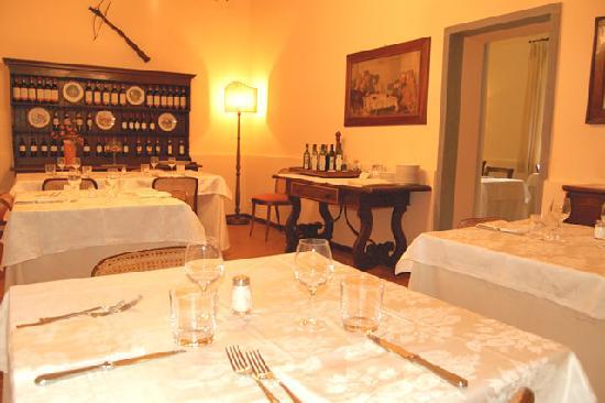 Ristorante Hotel La Balestra Sansepolcro Arezzo