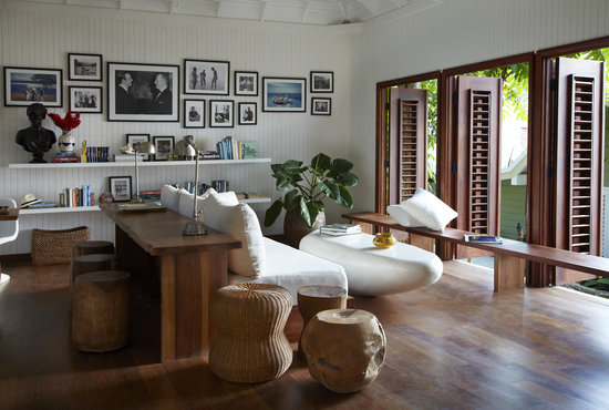 Oracabessa, Jamaica: The Fleming Room