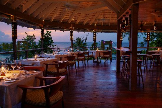 Goldeneye Resort: Gazebo Restaurant