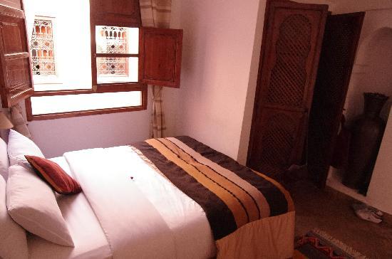 Riad Tizgui: Sherazad Double Room