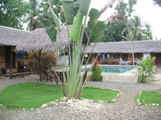 Mabuhuay Breeze Resort: pool area