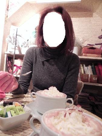 Tinta Cafe: interno