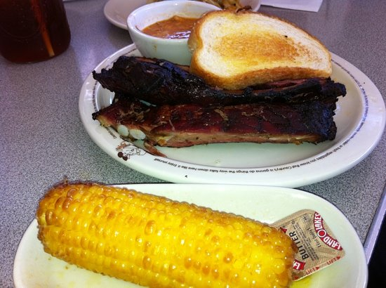 Country's On Broad: ribs