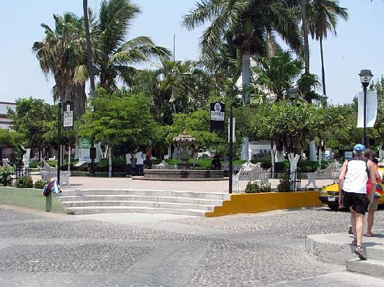 The Museum Of Alejandro Rangel Hidalgo: Comala Town Square
