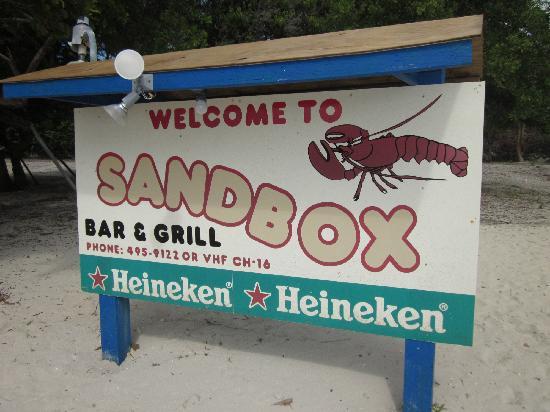 Sand Box: Sign