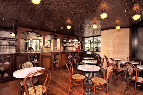 Hilton Bogota: Devoción café