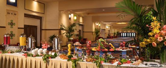Hilton Santa Fe Buffalo Thunder: Great Meeting Space