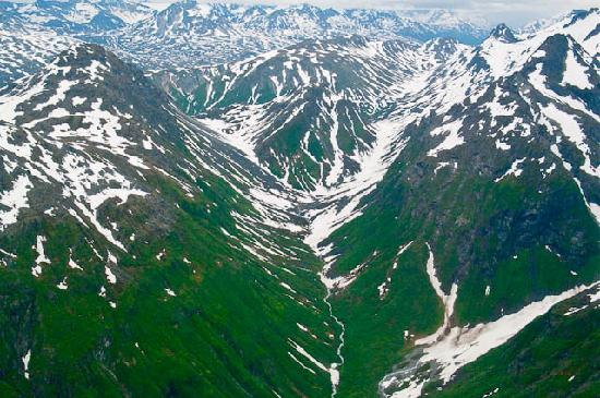 Katmai National Park and Preserve, AK: Eagle's view