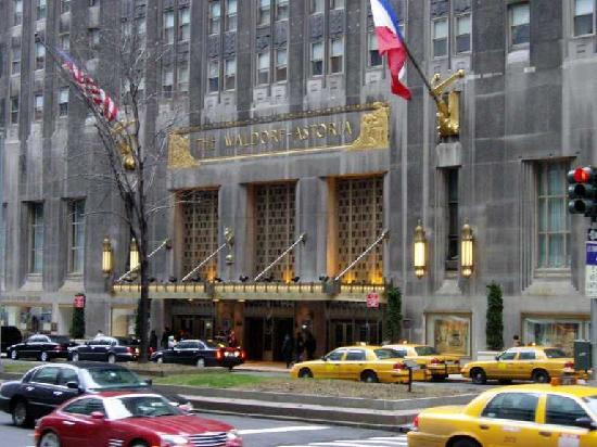 Waldorf Astoria New York: Waldorf Astoria