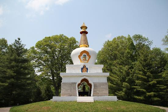 ‪‪Bloomington‬, ‪Indiana‬: The Tibetan Mongolian Buddhist Culture Center‬
