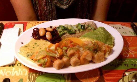 El Vegetariano: Yum!